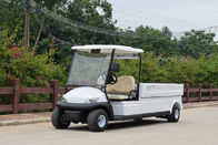 Outdoor Two Seater Electric Golf Carts With Utility Cargo  Curtis 350A Controller
