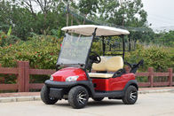 2 Person Electric Golf Carts Club Electric Buggy With Golf Bag Bracket With CE Certification