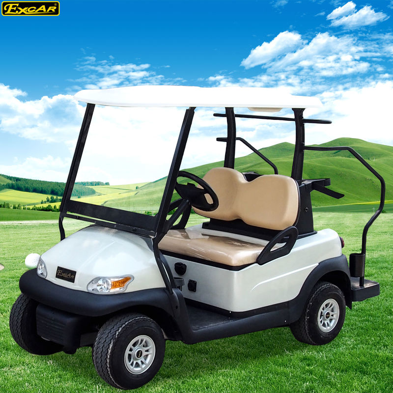 4 wheel used electric golf carts 48v with adc motor italy for Golf cart motors electric