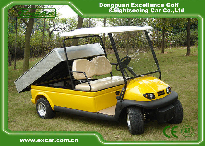 CE Approved Aluminum Chassis Hotel Electric Buggy Car For 2