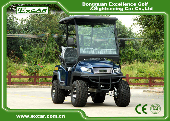 4 Wheel Drive Electric Golf Cart For Hunting Ac Dc Motor