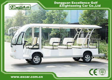 EXCAR G1S14 Electric Passenger Car 48V Trojan Battery Powered