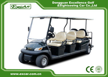 China Comfortable 2 Seater Electric Sightseeing Car ADC 48V 5KW Acim factory