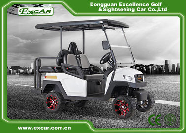 2 - Seater Mini Electric Hunting Buggy , Golf Cart Type Vehicles Ce Approved