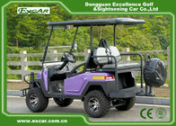 Excar 4 Wheel Drive Electric Hunting Carts 48V Trojan Battery 275A Curtid Controller